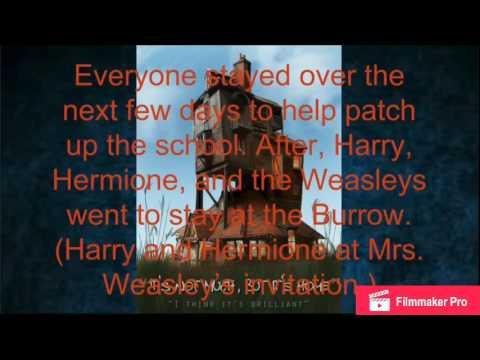 Harry+Ginny Love Story~Season 1 Ep. 1