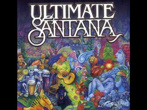 """Santana - """"Black Magic Women"""""""
