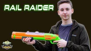 Buzzbee Rail Raider | Magicbiber [deutsch]
