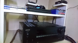 Onkyo HT-S7800 Dolby Atmos 5.1.2 ch network home theater Unboxing - 1 of 3