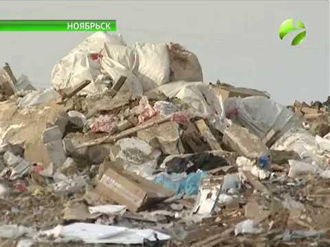 Жители Ноябрьска теперь сами будут платить за утилизацию бытового мусора