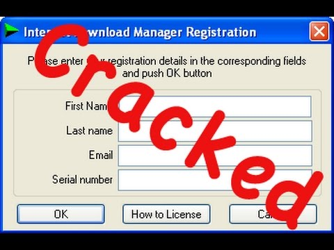 How To Crack IDM Permanently Full Version In Windows 7/8/8.1/10