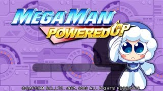 Mega Man Powered Up - Ice Man