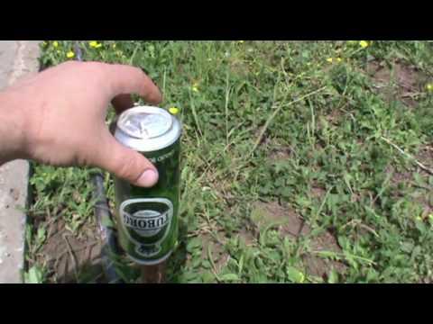 Борьба с кротами на садовом