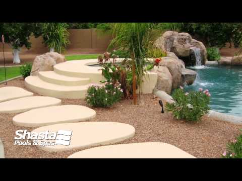 Phoenix Pool Builder | Resort Style Swimming Pool Design | Call Us