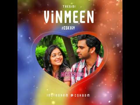 Vinmeen Vithaiyil BGM  | Tamil Whatsapp Status Video