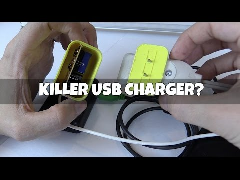 Potentially deadly USB