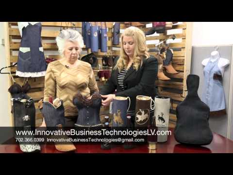 Unique Promotional Products Showcase by Innovative Business Technologies Inc.