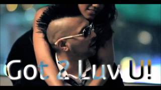 Sean Paul Feat Alexis Jordan - Got 2 Luv U ! [HQ]