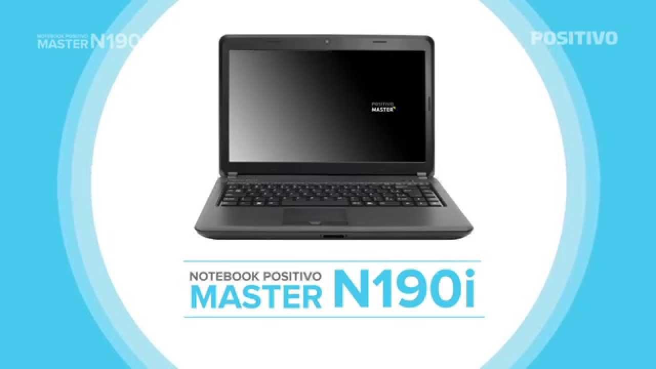 Positivo Empresas  Notebook Positivo Master N190i