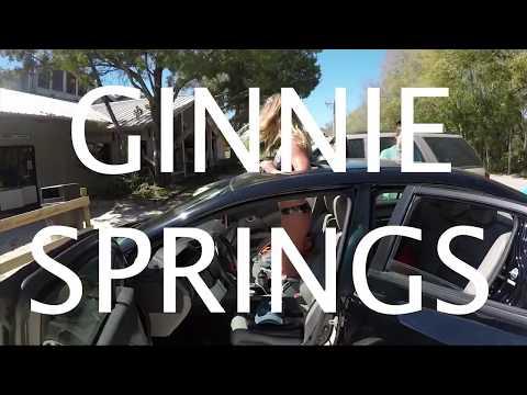 Ginnie Springs, Florida (2018)