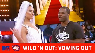 A$AP Ferg Breaks Up Before Getting Married 😂 Wild 'N Out | #VowingOut