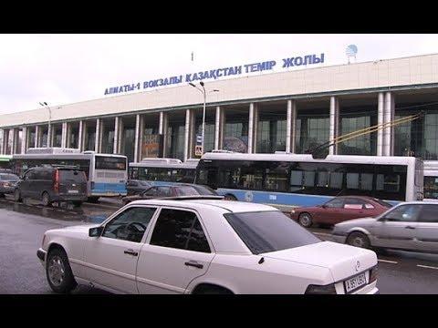 На  железнодорожных вокзалах Алматы дефицит бескомиссионных касс (28.03.18)