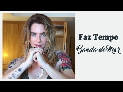 Banda do Mar Faz Tempo  Trilha Sonora Sol Nascente (Legendado) 2016 HD.