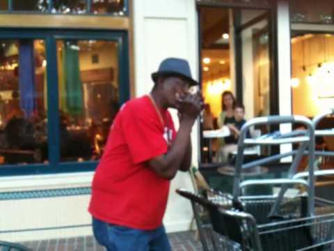 Street Music in Palo Alto