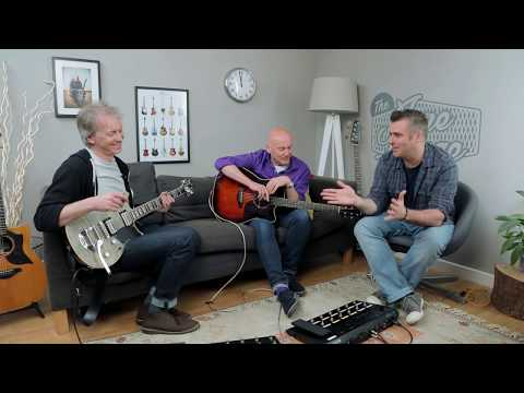 The Tone Lounge: Line 6 Helix LT In Session