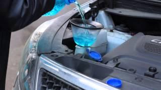 кнопка омывателя фар Kia Sportage 3