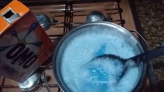 Sabão Líquido Tipo OMO Maravilhoso – 2 Ingredientes