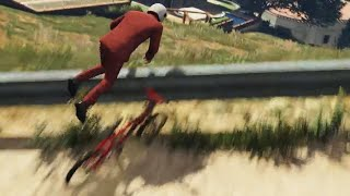 SUPER HARD BIKE RACES! (GTA 5 PC Online)