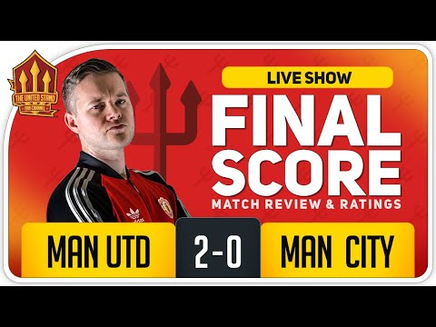 GOLDBRIDGE! Manchester United 2-0 Manchester City Match Reaction