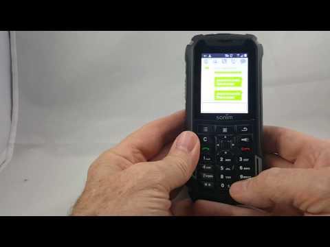Sonim Xp5 Video Clips Phonearena