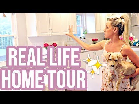 HOME TOUR 2019 // BEAUTY AND THE BEASTONS HOME + FARMHOUSE DECOR + EXCITING PLANS!
