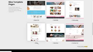 Airi - Cake Bakery Food WordPress Theme