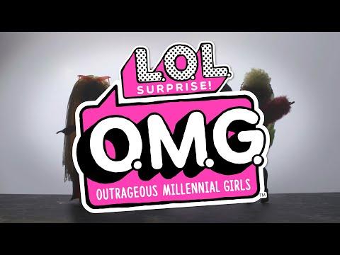 LOL Surprise! O.M.G. Outrageous Millennial Girls™