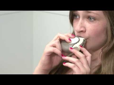Asthma how-to: How to use a Dry Powder Inhaler