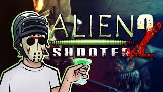 ALIEN SHOOTER 2 Ламповая Ностальгия (нет, я не играл в неё)