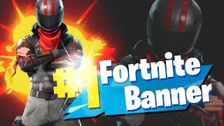 FORTNITE YOUTUBE BANNER TEMPLATE || PHOTOSHOP CC 2018