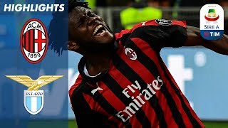 Milan 1-0 Lazio | Kessié's late penalty enough for Milan to see off Lazio | Serie A