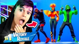 ALL *NEW* GELEAKTE FORTNITE SKINS! (IKONIK, Kpop, etc.)