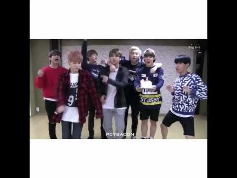 BTS (BANGTANBOYS) SING HAPPY BIRTHDAY SONG