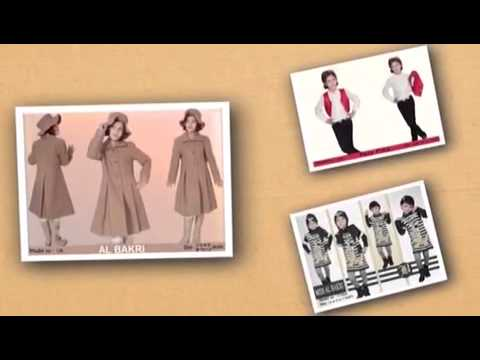 e4349dcc36584 مركز ابني وابنتي لملابس الأطفال - موسم شتاء ٢٠١٥ - YouTube