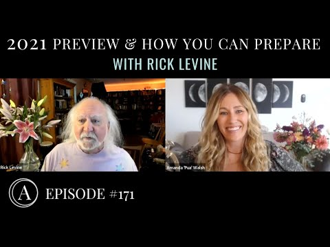 [COSMIC CONNECTION] 2021 Preview & How You Can Prepare Now with Rick Levine