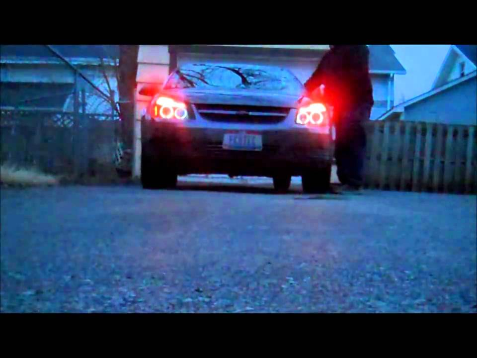 2006 Chevy Cobalt Halo Headlights H I D