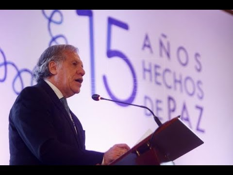 G24 EN VIVO LUIS ALMAGRO MAPP OEA COLOMBIA-(( FULL AUDIO))