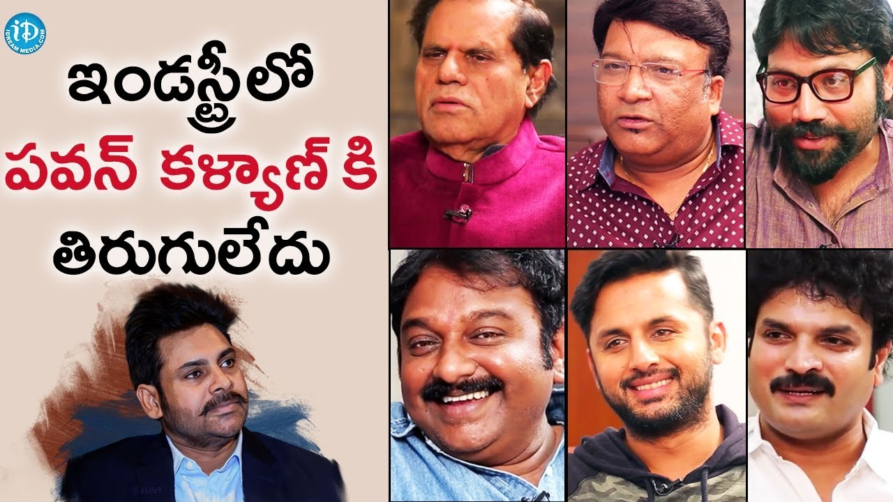 Tollywood Directors & Actors About Pawan Kalyan || Dialogue With Prema ||  Celebration Of Life