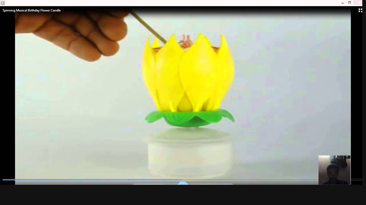Spinning musical birthday flower candle youtube spinning musical birthday flower candle izmirmasajfo Choice Image