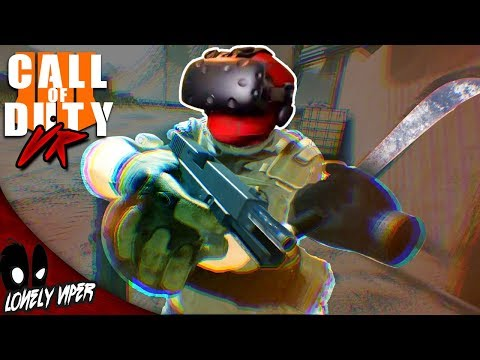 The Future of VR Shooters!  | Contractors VR | FPS Virtual Reality