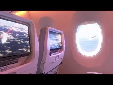 Finnair Airbus A350 XWB cabin | Finnair