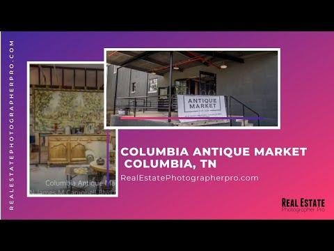 Columbia Antique Market - Columbia, TN