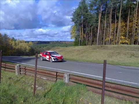rally, race and autoshow events in LITHUANIA