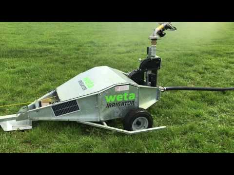 AgFirst Engineering Weta Effluent Irrigator