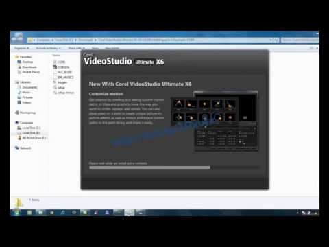 Corel VideoStudio Ultimate X6 Full Version FREE Download