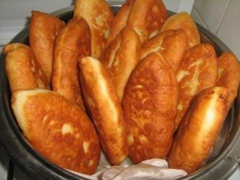 Приготовление пирожков и сосисок в тесте. ч.2