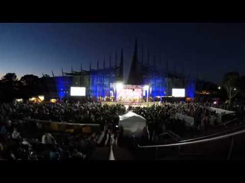 Ecu Alumni Music Under The Stars 2017 Timelapse Youtube