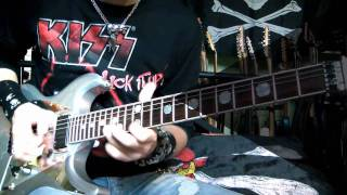 2 minutes to midnight guitar cover - Iron Maiden (HD)