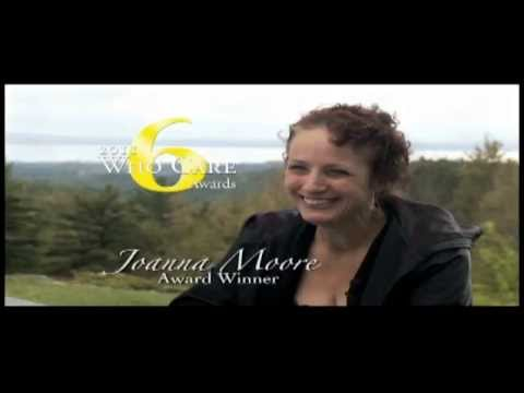 Joanna Moore - WCSH 6 Who Care Award Winner